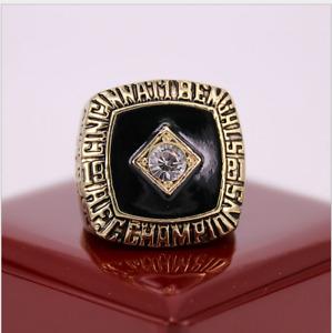 1981 Cincinnati Bengals AFC Championship Ring, size 11