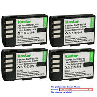 Kastar Replacement Battery for Panasonic DMW-BLF19 BLF19E & Lumix DC-GH5 Camera