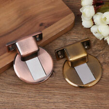 Stainless Steel Strong Magnetic Door Stopper Anti-Collision Door Stop Doorstops