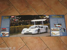 # POSTER CHAPARRAL 2F GOODWOOD 1967 CM.77X28 AD26
