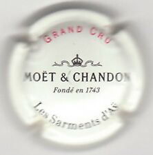 capsule de champagne MOET & CHANDON, Grand cru, Les SARMENTS d'AY