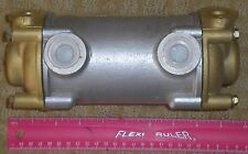 "Marine Heat Exchanger 9"" long by 3 1/2"" diameter"