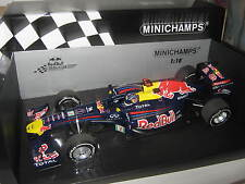 1:18 RED BULL RB7 S. Vettel 2011 Japan GP L.E. 110110301 MINICHAMPS OVP new