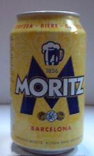 MORITZ 33 CL 4,5% BARCELONA SPAIN  Lata vacia empty can leere dose lattina vuota