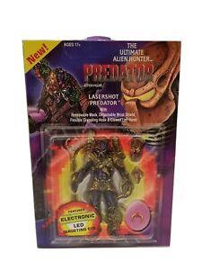 NECA Ultimate Lasershot Predator Kenner Tribute Action Figure
