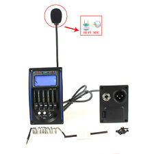 Acoustic 5 Band Guitar Preamp EQ Equalizer Piezo Pickup Tuner Et-5 ...
