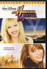 HANNAH MONTANA - THE MOVIE - DVD (USATO EX RENTAL)