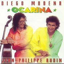 Ocarina de Modena Diego;Audin Jean-Philippe | CD | état acceptable