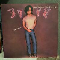 """JOHN COUGAR MELLENCAMP - UH-Huh - 12"""" Vinyl Record LP - EX"""