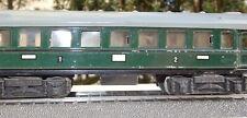 Märklin D-Zug Wagen 341 1, Stirnseitenaufschrift schwarz, in OVP