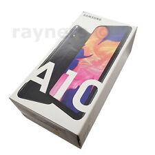 """(Nueva caja abierta); Samsung Galaxy A10 Negro Dual Sim 6.2"""" 32GB Android SM-A105FN/DS"""