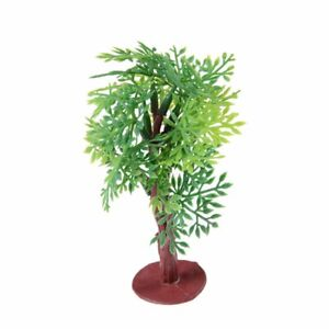 Kids Toy Miniature Scale Model Tree Layout Landscape Model Trees Home Decoration