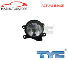 DRIVING FOG LIGHT LAMP LEFT RIGHT TYC 19-12077-01-2 I NEW OE REPLACEMENT