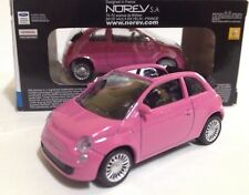 FIAT 500 NOREV 3 INCHES 1/64 DIECAST