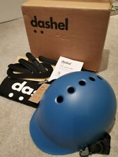 Dashel Helmet Cycle/Skateboard/Skaters - Blue - Size Small
