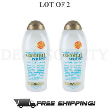 OGX Organix Coconut WATER Weightless Hydration Conditioner 19.5 fl oz - Lot of 2