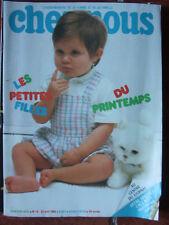 Chez Nous n°16 (22 avril 1982) Starsky et Hutch - M Deville - J Poiret- E Wiener