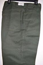 Vintage Big Mac work pants uniform 50/50 cotton/poly blend