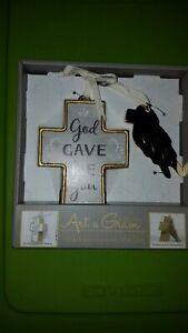 "Art A Gram  ""God Gave me You"" hang or tabletop display F1"