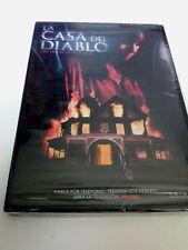 """DVD """"LA CASA DEL DIABLO"""" PRECINTADO SEALED TI WEST JOCELIN DONAHUE DEE WALLACE"""