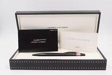Jorg Hysek Kilada Pen Black And Red With Original Box And Paperwork