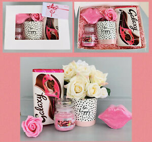 LADIES WELLNESS BEAUTY BATH PAMPER HAMPER GIFT BOX SET FOR HER BIRTHDAY FRIEND