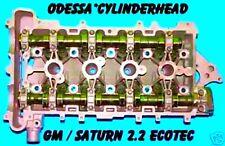 GM CHEVY CAVALIER COBALT SATURN 2.2 DOHC ECOTEC CYLINDER HEAD REBUILT