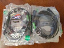 16 X BYTECC USB2-6MIN Black USB 2.0 Type A Male to Mini B Male Cable 3FT
