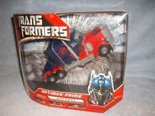 Optimus Prime Transformers 2007 Movie Voyager Class Level 3 Hasbro New Sealed