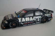 Ut MODELS modello di auto 1:18 MERCEDES-BENZ C-CLASS DTM Class 1 n. 3 Roland Asch
