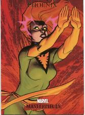 Marvel Masterpieces 2007 Base Card #64 Phoenix