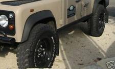 Spurverbreiterung Land Rover Defender 90/110/130