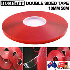 10MM*50M Double Sided Strong Economy Adhesive Super Sticky Clear Tape Multi-role