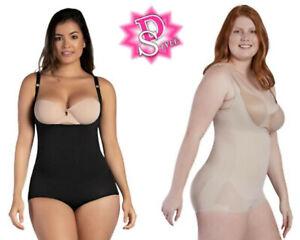 Colombian Women's Shapewear Thermal Body Shaper Hiphugger Slimming Curveez 5502