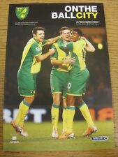 28/01/2014 Norwich City v Newcastle United  . Condition: Listed previously in br