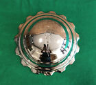 Excellent Original 1938/39 Ford Accessory Full Spider Hubcap Wide Five OEM