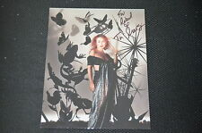 TORI AMOS sexy signed Autogramm  In Person 20x25 cm
