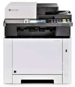 Kyocera Klimaschutz-System Ecosys M5526cdw Farblaser Multifunktionsdrucker