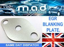 EGR Blanking Plate VAUXHALL CDTi FIAT ALFA 1.9 2.4 JTD JTDM SAAB 1.9 CDTI