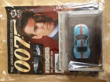 James Bond Ford Diecast Vehicles