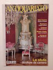 Antiquariato n.343 anno 2009 - Le stufe Sculture da camera