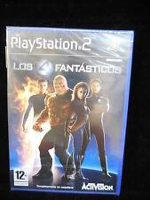 Los 4 Fantasticos para playstation 2