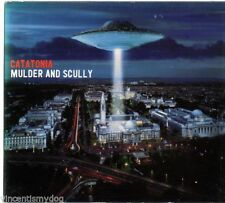CATATONIA MULDER AND SCULLY UK 4 TRACK CD SINGLE
