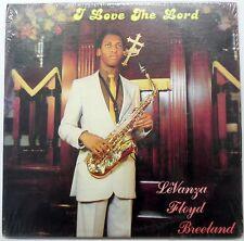 LeVANZA FLOYD BREELAND Gospel SAXOPHONE LP SEALED !