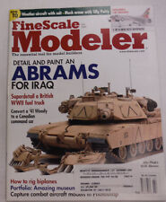 FineScale Modeler Magazine Detail And Pain An Abrams For Iraq July 2003 042515R