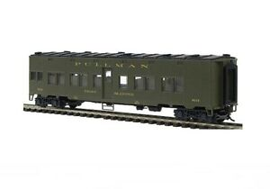 WALTHERS 932-4151 GOLD LINE PS TROOP SLEEPER PULLMAN # 9153