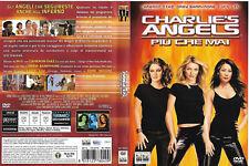 CHARLIE'S ANGELS - PIU' CHE MAI (2003) dvd ex noleggio