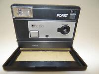 Porst Disc 60 Disc-Kamera Rarität Sammler-Kamera geprüft Vintage Foto 1963