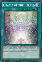 Oracle of the Herald Common 1st Edition Yugioh Card MP15-EN176