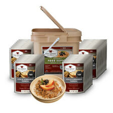 120 Serving Breakfast - Wise Emergency Food Storage - Freeze Dried MRE Ration